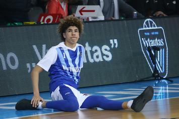 LaMelo Ball Puts On A 31-Point Clinic At Drew League Game: Watch