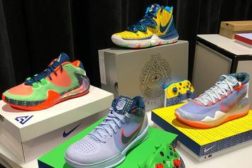"Nike Basketball Reveals ""Skills Academy"" PEs For Kobe, Kyrie & More"