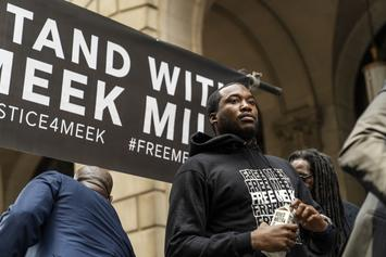 "Meek Mill Partners With Jay-Z To Release ""Free Meek"" Documentary"