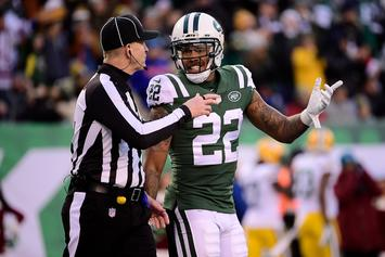 New York Jets CB Johnson Hurts Hamstring, Out Indefinitely: Report