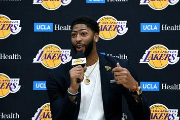 Anthony Davis Could Turn To New York Knicks If Lakers 'Implode': Report