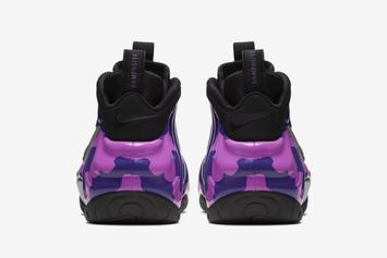 Nike Air Foamposite Pro Releasing With Heavy BAPE Vibes