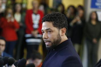 """Empire"" Films At Same Location Of Jussie Smollett's Alleged Attack"