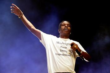 A$AP Rocky Found Guilty Of Assault In Sweden: Report