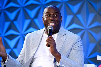 Magic Johnson Shares Multiple Top 60 Lists To Celebrate 60th Birthday