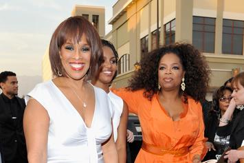 """Oprah & Gayle King Unsure If """"Turnt"""" If Still A Slang, Admit They're Both """"Thicc"""""""