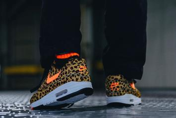 """Atmos x Nike Air Max 1 """"Animal Pack 3.0"""" Rumored To Release Again"""
