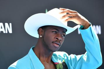 "Lil Nas X ""Finally Learned"" His Lesson After Bailing Face First On Sidewalk"