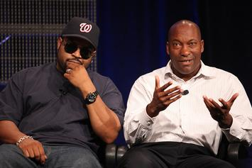 Ice Cube Reflects On The Days John Singleton Stalked Him Until He Agreed To Act