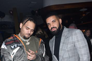 "Drake & Chris Brown Co-Sign Middle Aged Man's Hilarious ""No Guidance"" Cover"