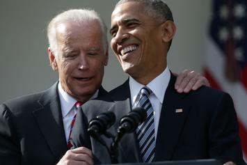 """Obama Reportedly Concerned Joe Biden Might """"Embarrass Himself"""" On Campaign Trail"""