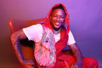 YG Shares Hilarious Video Of His Daughter Screaming On A Roller Coaster