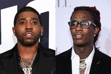 "YFN Lucci On Young Thug's Girlfriend: ""I Was In The Bed With Her A Couple Times"""
