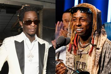 "Young Thug On Why He Thinks Lil Wayne Doesn't Like Him: ""He's Just So Spoiled"""