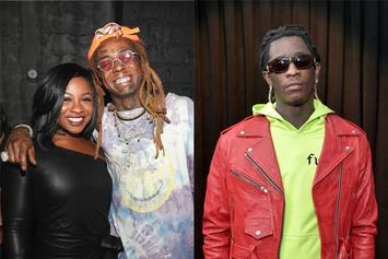 "Lil Wayne's Daughter Responds To Young Thug: ""No Clout Chasing"""