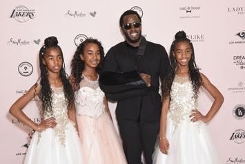 Diddy & His Kids Deliver Emergency PSA On The Amazon Wildfire