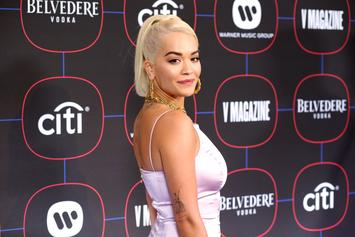 Rita Ora's Still Serving Sexy Beach Vibes On Instagram