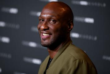 Lamar Odom & Girlfriend Sabrina Parr To Be Engaged Soon