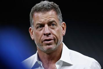 """Troy Aikman Destroys Doug Gottlieb Over Andrew Luck Criticism: """"Total BS"""""""
