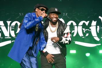 "50 Cent Thinks Snoop Dogg Looks Like Him: ""My Twin Brother From Long Beach"""