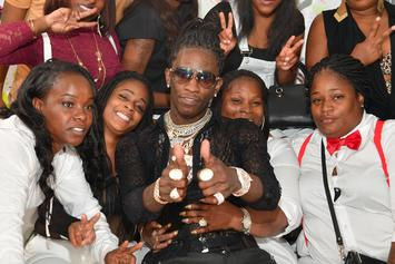 "Young Thug Slides 9 ""So Much Fun"" Songs Into Billboard Hot 100"