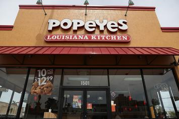 Black TV Host Hilariously Shades Colleague During Popeyes Taste Test