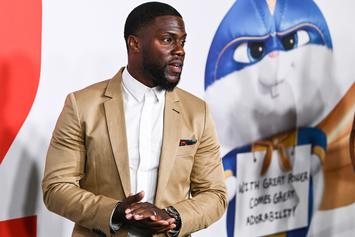 Kevin Hart Reportedly Has 60 Days To Pay $700K To Former Business Partner