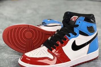 """Air Jordan 1 High OG """"Fearless"""" To Release For The Holidays: Detailed Images"""