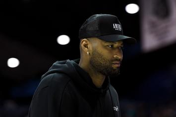 DeMarcus Cousins Threat Allegations Lead To Arrest Warrant Against Him