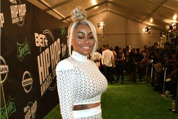 Blac Chyna Talks Not Receiving Any Child Support & Having No Drama With Exes