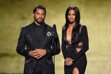 """Russell Wilson Takes Ciara On Coastal Helicopter Ride For """"Date Night"""""""