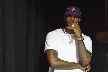 """Lebron James Files To Trademark His Beloved """"Taco Tuesday"""""""