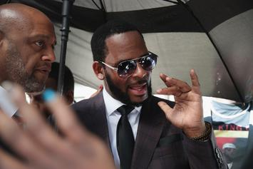 R. Kelly's Girlfriends Reportedly Working Tirelessly To Raise Legal Funds