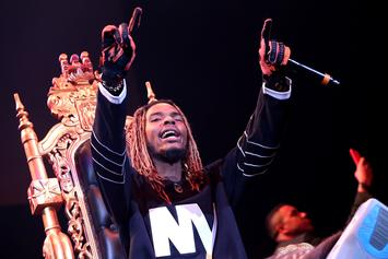 Fetty Wap Reportedly Assaulted Not One, But Three Hotel Employees