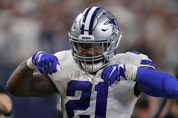 Ezekiel Elliott, Cowboys Closing In On Massive, Six-Year Extension: Report