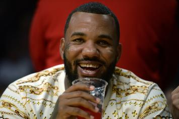 The Game & His Digital Doppelgänger Want All The NBA 2K20 Smoke