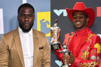 "Kevin Hart Accused Of Homophobia After Pressing Lil Nas X On ""The Shop:"" Watch"