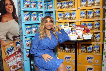 """Wendy Williams Visits """"The View,"""" Makes It Clear She's A """"Wife, Not A Girlfriend"""""""