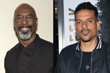 "Matt Barnes & Isaiah Washington Engage In Heated Argument: ""This Isn't A Game"""