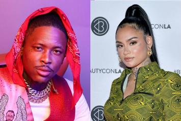 YG & Kehlani Dating Rumors Circulate After They're Spotted Holding Hands At NYFW