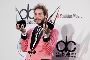 Post Malone Challenges Jimmy Fallon To Joust At Medieval Times