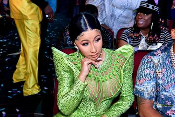 "Cardi B Claps Back At Body Shaming Trolls: ""I Don't Have Time To Work Out"""