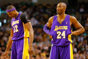 Kobe Bryant Eases Up On Dwight Howard, Offers Praise Instead: Watch