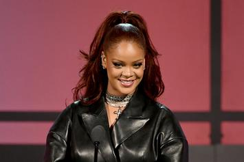 Rihanna's Savage X Fenty's NYFW Runway Show Brings Out Famous Faces