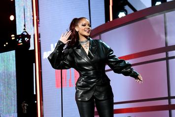 Rihanna Isn't Interested In Performing At The Super Bowl Until Her Album's Complete