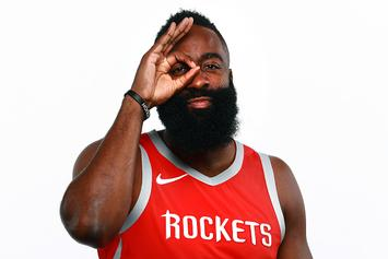 James Harden Sued For Allegedly Throwing A Rager While Renting $30M Mansion