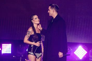 "Halsey's New Single ""Graveyard"" Is Seemingly About Her Ex G-Eazy"