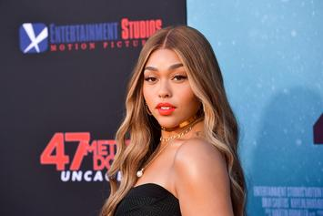 Jordyn Woods Kicks Off Birthday Celebrations With A Moonlit Patio Session