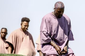 """Kanye West Started Doing Sunday Service To """"Heal Himself"""""""