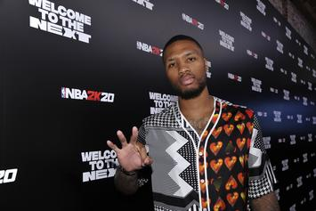 """Damian Lillard Sends Shots At Marvin Bagley In New Freestyle """"End Of Summer"""""""